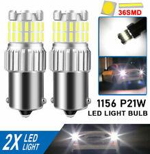 2x 1156 LED BA15S P21 W 36SMD Auto KFZ Standlicht Rücklicht Bremslicht Lampe DHL