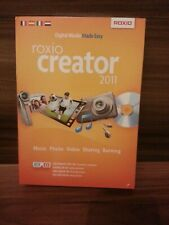 Roxio Creator WinOnCD 2011 Software NEU DE/ES/IT/FR/UK Multilanguage WIN 7/8/10