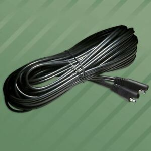 Bikeit Motorcycle Motorbike Quick Disconnect Extension cable 25ft