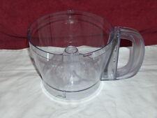 Black Decker FP1600B Food Processor Work Bowl NEW Workbowl Plastic Mixing 8 cup