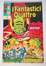 FANTASTIC FOUR # 49 CGC REFERENCE CERTIFICATE FN- 7.5 ITALIAN VARIANT 1972 RARE!