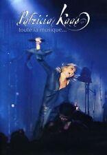DVD NEUF scellé - PATRICIA KAAS - TOUTE LA MUSIQUE - D12