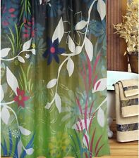Clearance Europe Design Fabric Shower Curtain 2mH Free Shipping