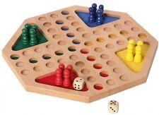 Brettspiel Bartl Ludo Gesellschaftsspiel aus Holz