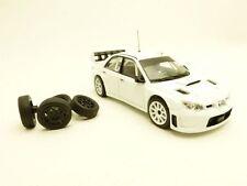 SUBARU IMPREZA WRX S12B blanc Rallye Spec 1/43