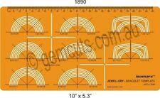 BRACELET DESIGN SHAPES TEMPLATE  FOR JEWELLERY CASTING OR  DESIGNING