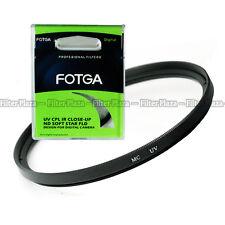 FOTGA 62mm Multi Revêtu MCUV MC UV Lentilles Filtre Protecteur pour