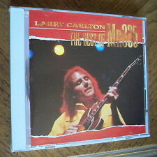 Larry Carlton - The Best Of Mr. 335 CD Japanese Import Extremely Rare & OOP