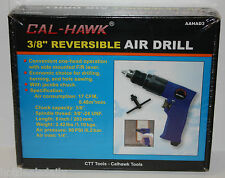 "Reversible Air Drill Pneumatic 3/8"" Jacobs Chuck Compressor Auto Body Shop Home"
