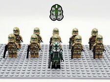 Star Wars Commander Gree Kashyyyk Clones Set 11pcs Army Lot