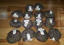 NEW Gedifra Dandy merino wool blend 50g LOT OF 14 skeins multi color