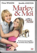 DVD ZONE 2--MARLEY & MOI--WILSON/ANISTON/FRANKEL