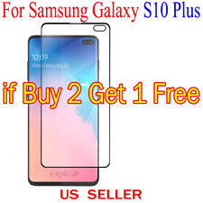3D Full Cover Curved Clear Screen Protector Guard Film Samsung Galaxy S10 Plus