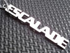 CADILLAC ESCALADE schlüsselanhänger GMT 400 800 900 6.0 6.2 SUV V8 EXT emblem