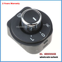 Wing Mirror Adjuster Control Switch for Volkswagen Polo 6R 2011-2016 6RD959565B