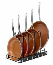 Better Rack Kitchen and Cookware Organization Holders - Holds Up To 5 Pans, NEW!