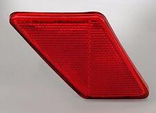 VW BUG SUPER BEETLE LEFT SIDE MARKER LENS 113945109 Tail Light Reflector 70-72