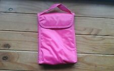 PINK...LUNCH BAG...with handle..Insulated...NEW.