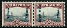 SG 49 SOUTH WEST AFRICA 1927 - 2d GREY & PURPLE - MOUNTED MINT