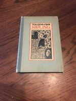Ten Gems from Kipling First Edition F.M Buckles & Co NY USA Hardcover Vintage