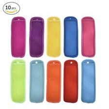 10pcs Popsicle Sleeve Holder Container Cover Protector Ice Pop Forzen Cover