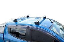 Alloy Roof Rack Cross Bar & Fitting Kit for ISUZU D-Max 2012-20 135cm Dual Cab