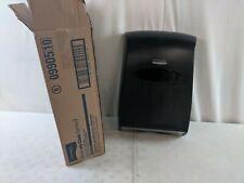 Kimberly Clark Universal Folded Paper Towel Dispenser Gray Kcc09905