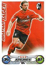 104 Jonathan Jäger - SC Freiburg - TOPPS Match Attax 2009/2010