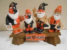 Forever Collectibles NFL Caricature Garden Gnome, Chicago Bears