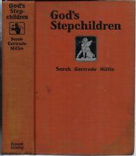 God's Stepchildren 1927 Sarah Gertrude Millin / South Africa Mixed Race / Ivory