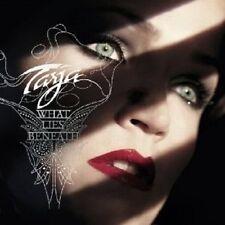"TARJA ""WHAT LIES BENEATH"" CD NEU"