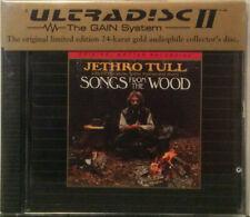 Jethro Tull - Songs From The Wood  MFSL Gold CD (Ultradisc II)