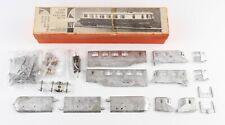 vintage Keyser Kits OO gauge white metal GWR diesel railcar no.19 kit, boxed