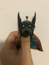 1/6 Werewolf Head Carving Evil Wolf For 12'' hottoys Body