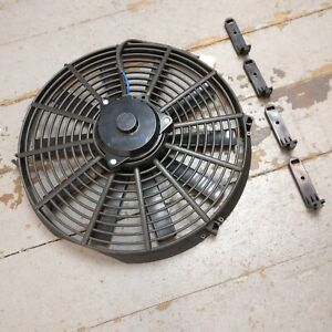 1936 Ford Model 67 14 Inch Performance Radiator Fan 2175cfm  cooling s blade