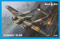Fokker G-1A << Micro-Mir #48-016, 1:48 scale