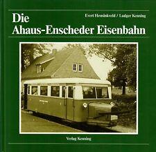 Die Ahaus-Enscheder Eisenbahn, Evert Heusinkveld