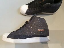 Adidas Superstar Up wedge Trainers Size 7 Ladies rare