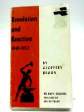 Revolution & Reaction 1848-1852: A Mid-Century Watershed (Brunn 1958) (ID:83560)