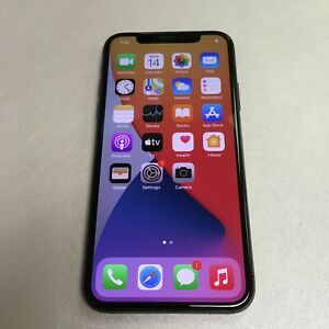 Apple iPhone X - 256GB - Space Gray (Unlocked) (Read Description) AY5547