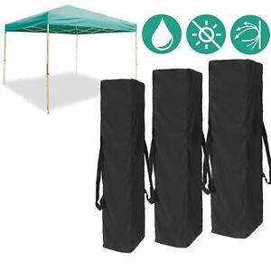 Waterproof Outdoor Camping Patio Gazebo Canopy Sun Shade Tent Storage Carry Bag