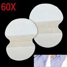 60pcs Disposable Sweat Pad Antiperspirant Underarm Armpit Guard Sheet Shield UK