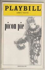 "June Gable   Playbill   ""Picon Pie""  (The Molly Picon Musical)   2005"
