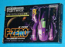 F-Zero Maximum Velocity - Game Boy Advance GBA Nintendo - JAP Japan