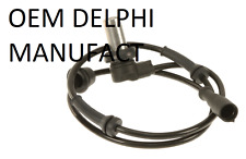 4A0 927 803, FRONT ABS Speed Sensor FOR AUDI