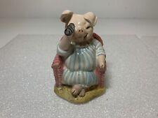 Beswick Beatrix Potter Figurine Little Pig Robinson Spying BP3c