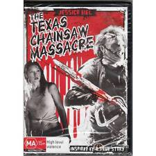 DVD TEXAS CHAINSAW MASSACRE, THE Jessica Biel 2003 HORROR TRUE STORY R4 [BNS]