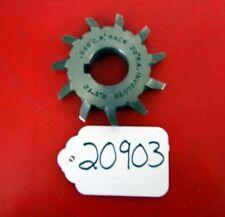 UTD Involute Gear Milling Cutter .500 In CP PA 20deg (Inv.20903)