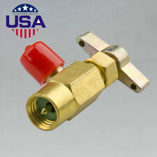 R-134a R-134 BRASS AC Can Tap TAPPER DISPENSING VALVE FJC 6030 1/2 ACME US