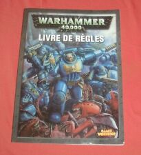 Warhammer Livre de Règles [Games Workshop]  *JRF*
